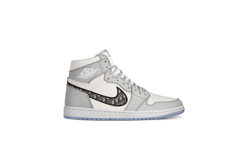 analizar Descuidado taza  Air Jordan x Dior, la tendencia en zapatillas es unir deporte y lujo