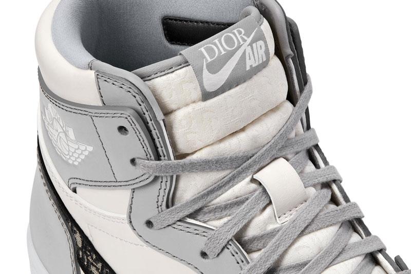 Deporte y lujo se funden en las nuevas Air Jordan x Dior