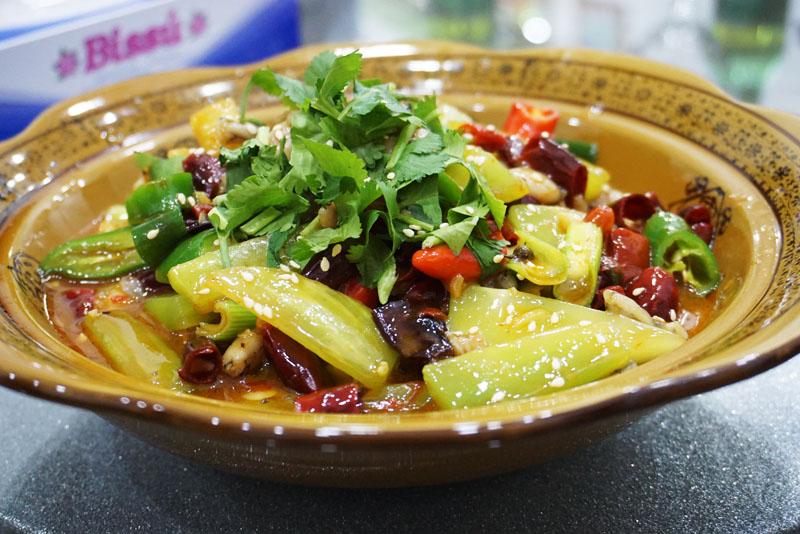 Chinatown Madrileño en Usera, guía sensorial gastronómica