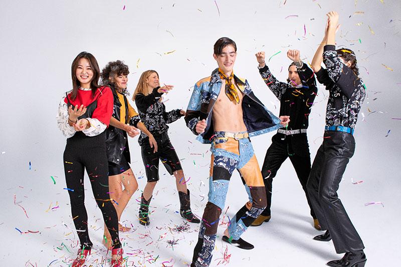 Desperados x Shoop, moda inspirada en la fiesta