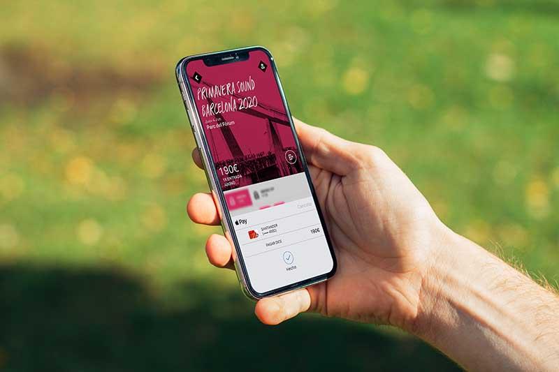 Dice App lucha para acabar con la reventa de entradas