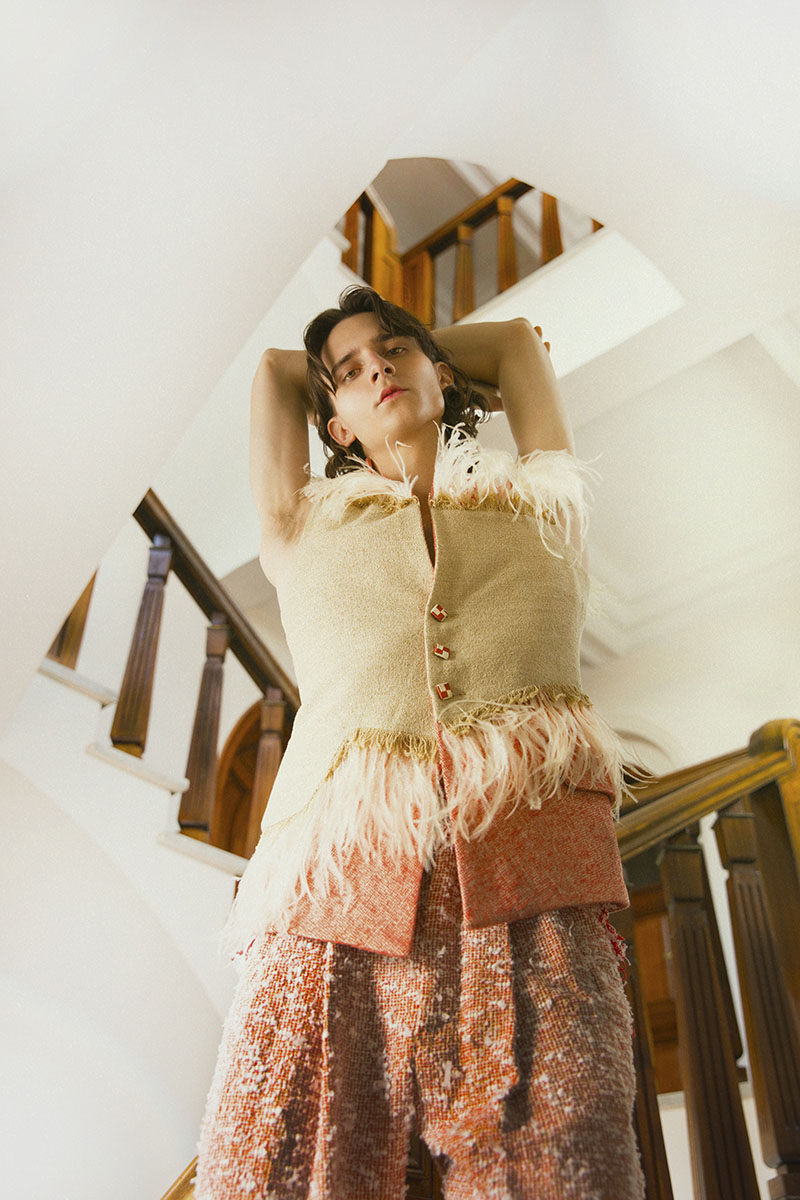 Editorial de moda: Ana Sotillo x Céline Van Heel