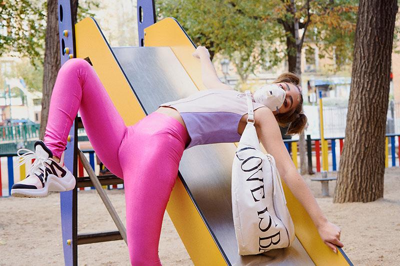 Editorial de moda y etiquetas x Taylor Petrie