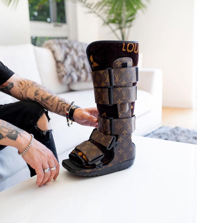 Etai Drori, el artista que reiventa marcas de lujo