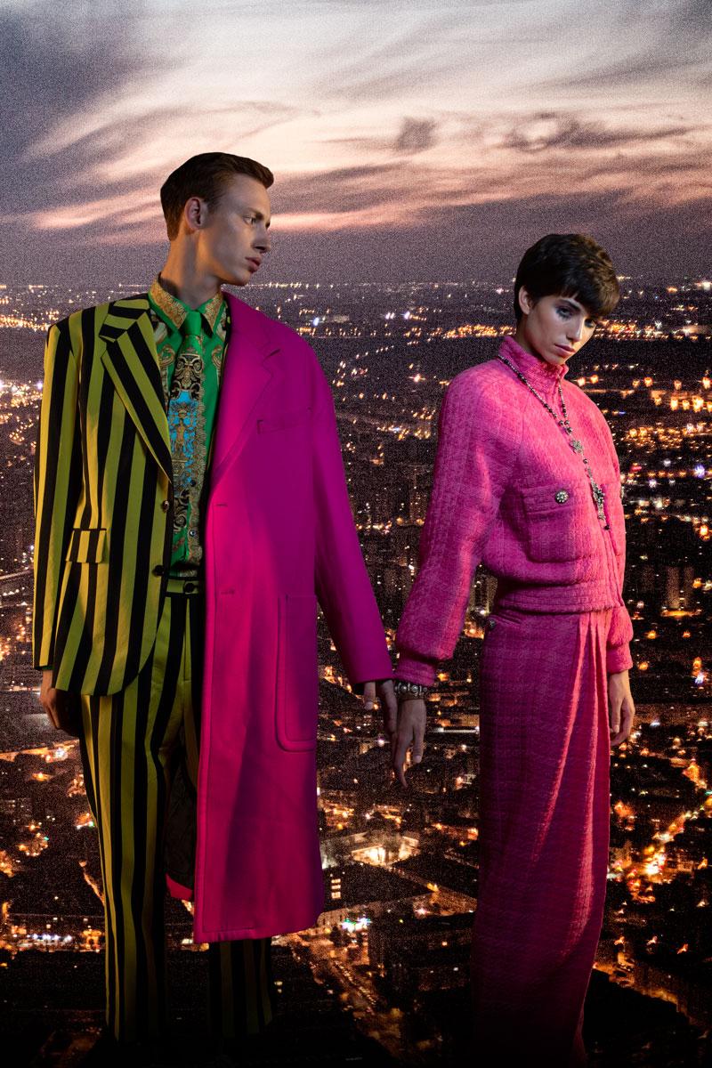Neo Romance, una historia de moda y amor