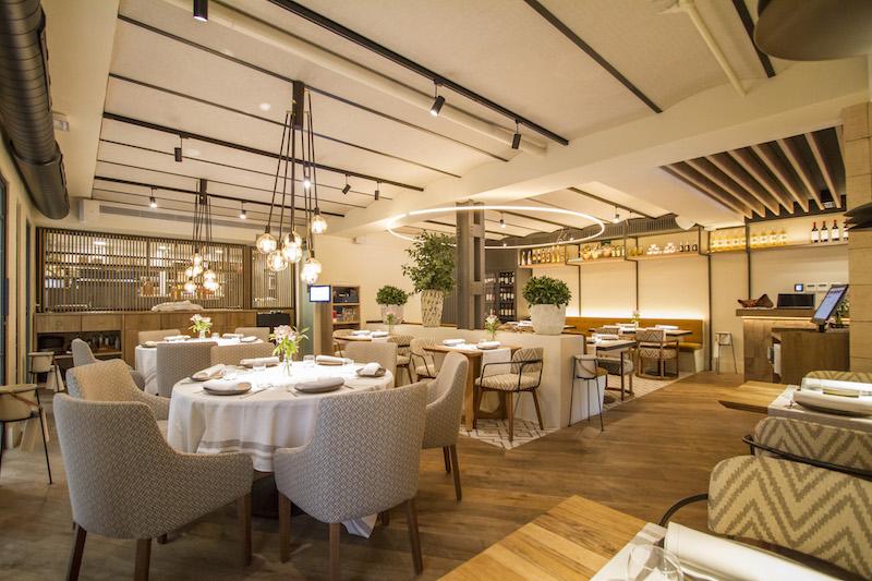 Restaurante Sa Brisa, de Ibiza a Madrid