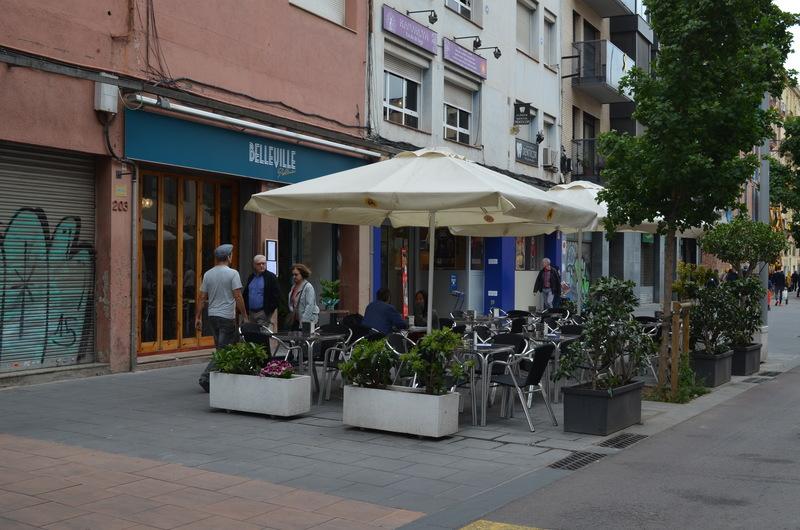 Restaurante Belleville: un bistro en Barcelona con raíces