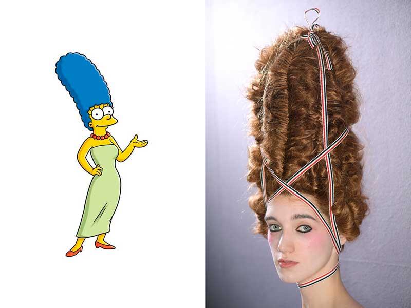 Celebramos el día de Marge Simpson el 17 de diciembre