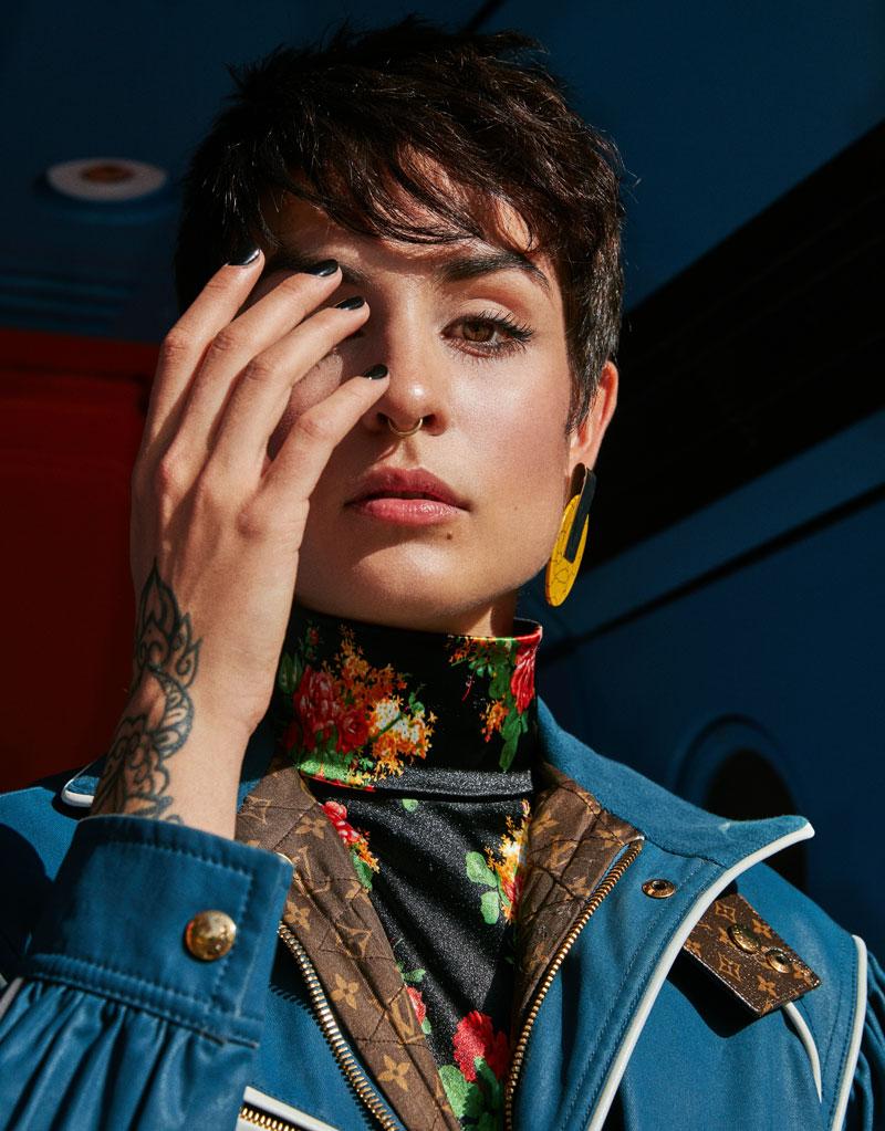 Natalia Lacunza, el nuevo icono de la generación Z