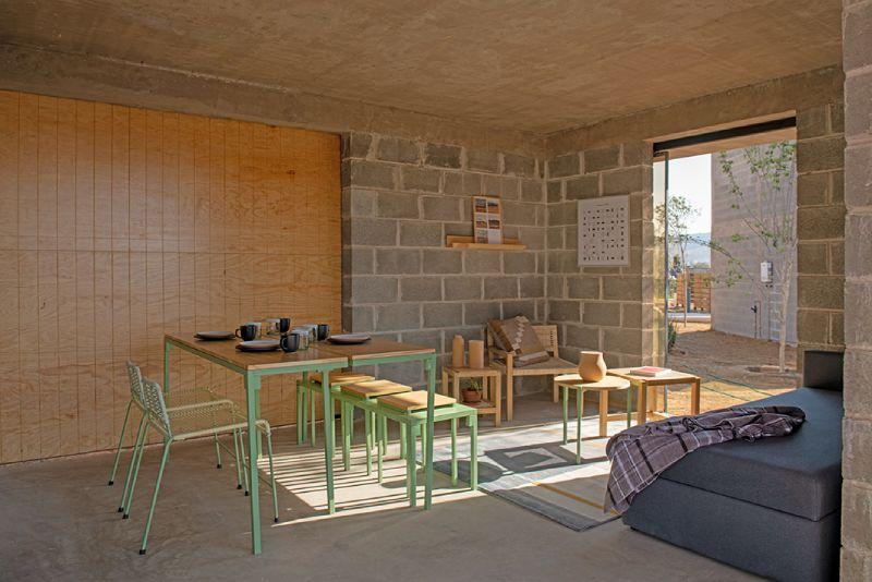 Prototipo de Apan: vivienda social personalizada en Mexico