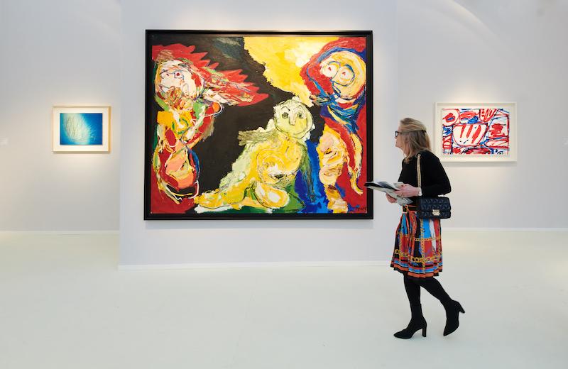 BRAFA 2020, una feria de arte ecléctica