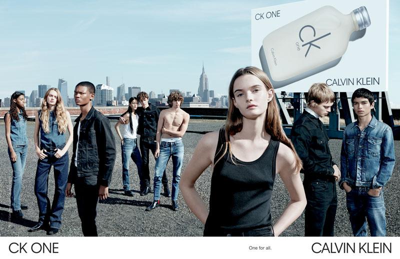 De CK One a Ck EveryOne, la fragancia unisex de todos