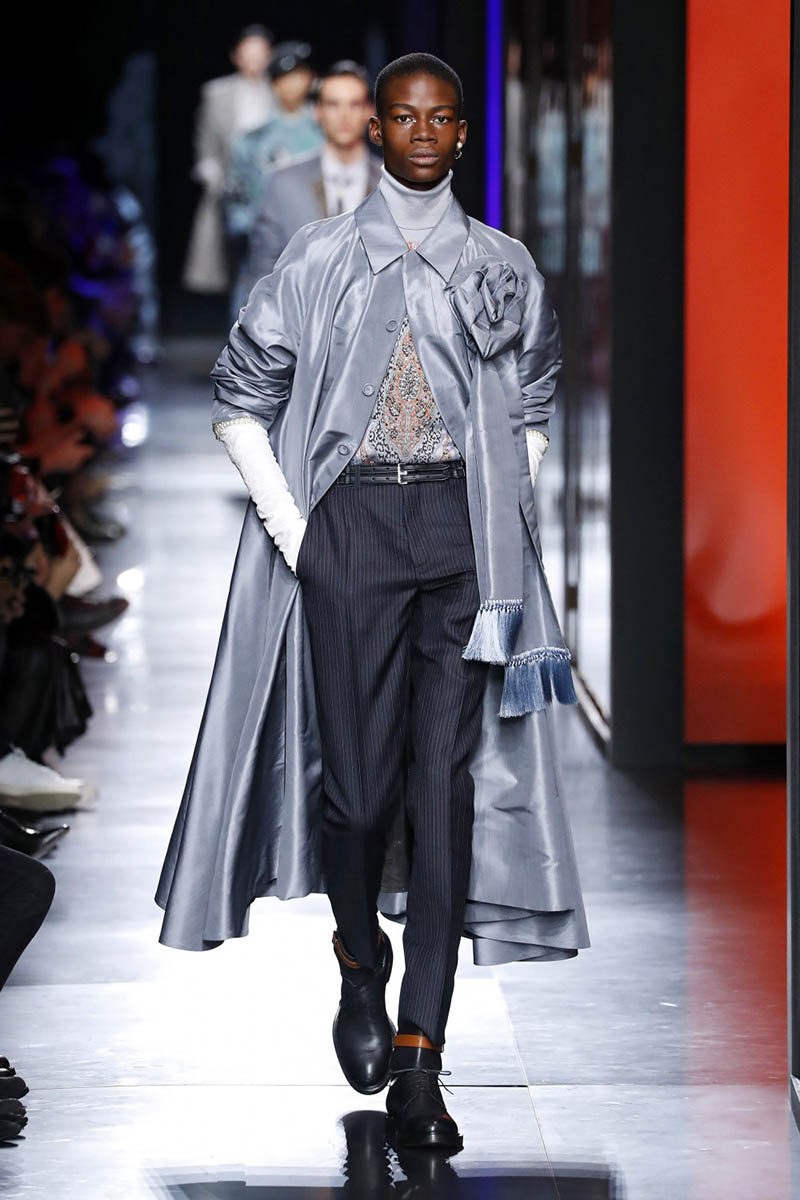 Dior Men FW20 una nueva Alta Costura