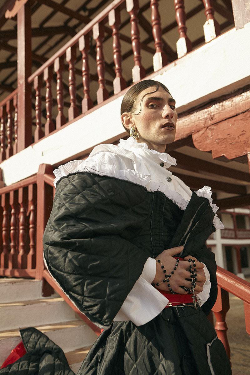 Moda en la Mancha profunda x Claudia Maturana