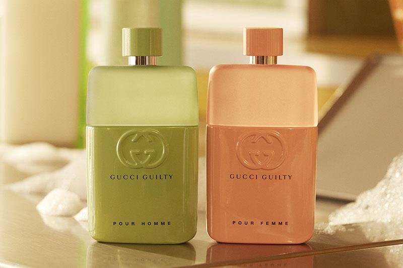 Gucci Guilty Love Edition para los amantes más excéntricos