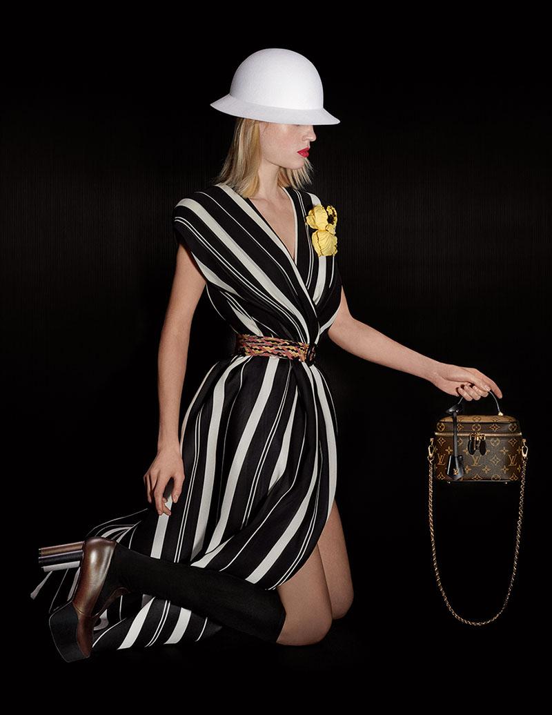 El universo de Louis Vuitton SS20