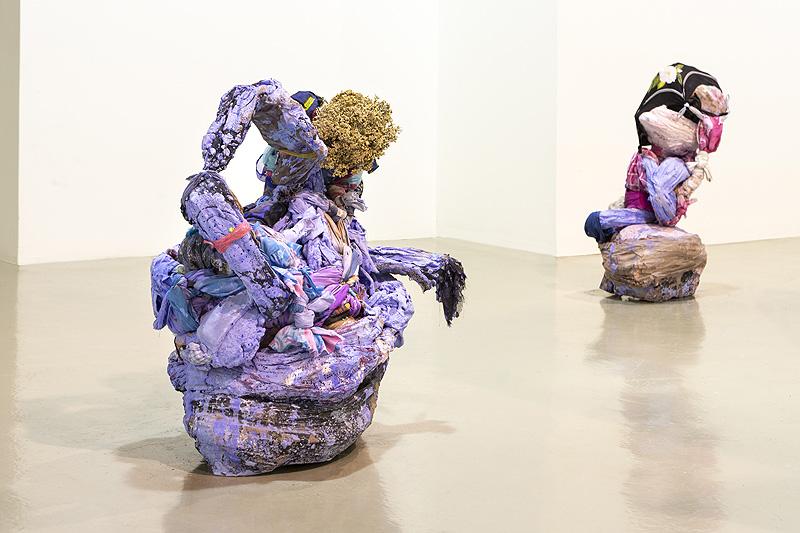 Reencuentros. Escultura contemporánea emergente