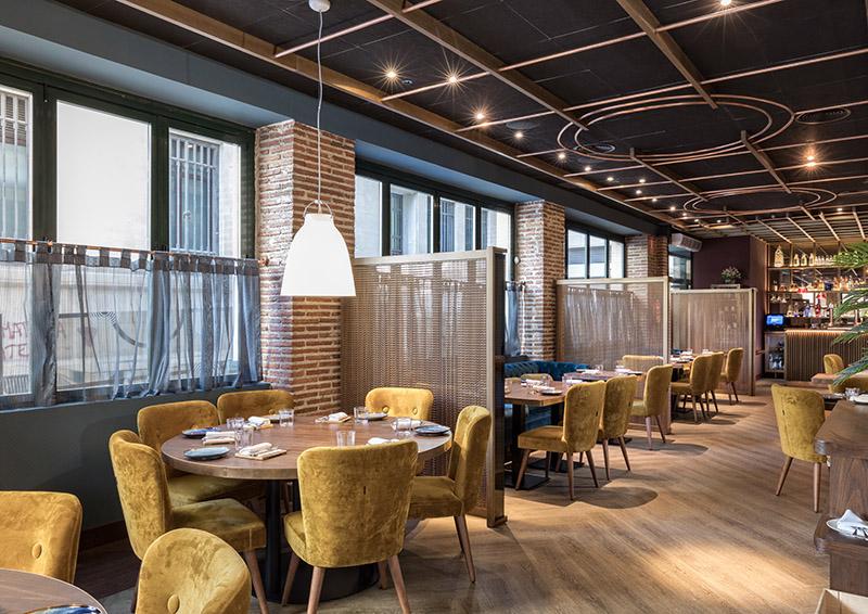 El último proyecto de Paco Lago: restaurante Palocortado
