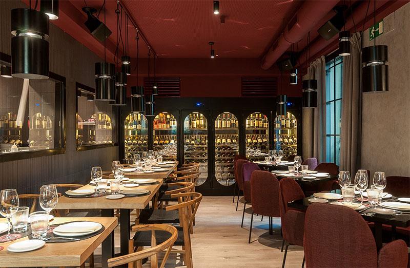 Restaurante Roostiq: el fuego que da la vida