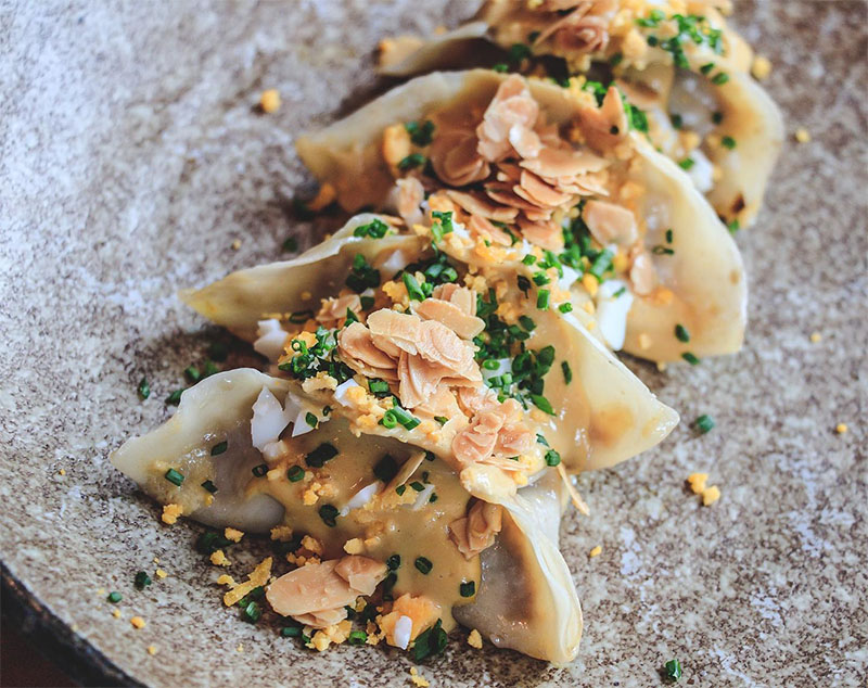Restaurante Umo o sofisticar la robata japonesa en Madrid