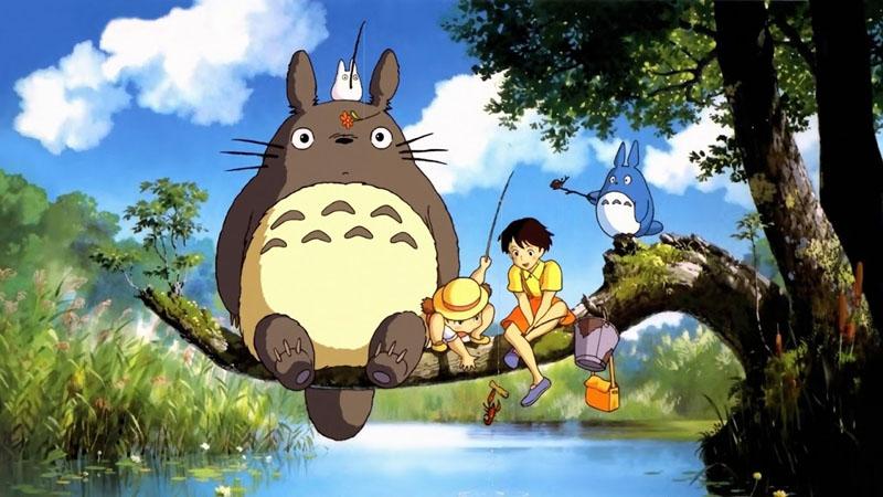 Studio Ghibli inunda Netxflix con 21 películas