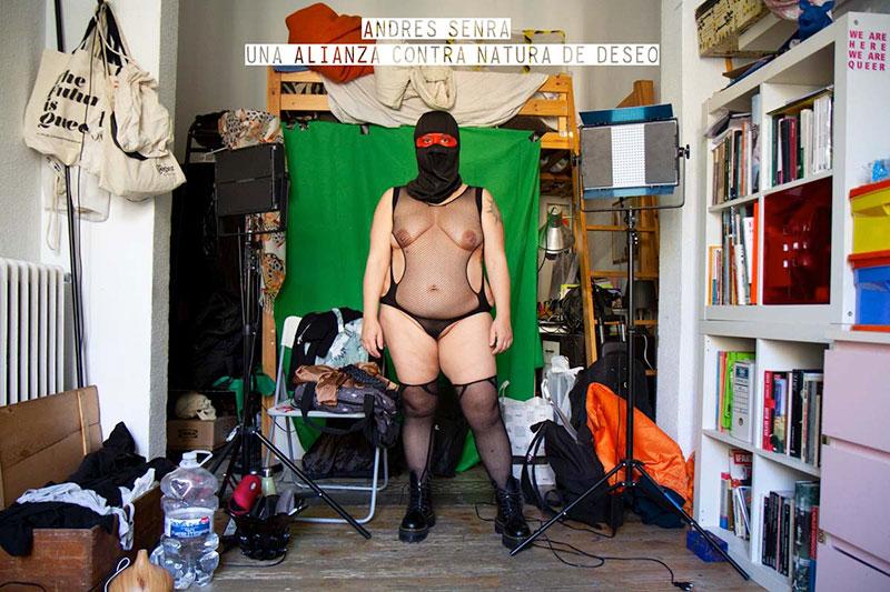 Andrés Senra, exposición de arte posthumanista en Madrid