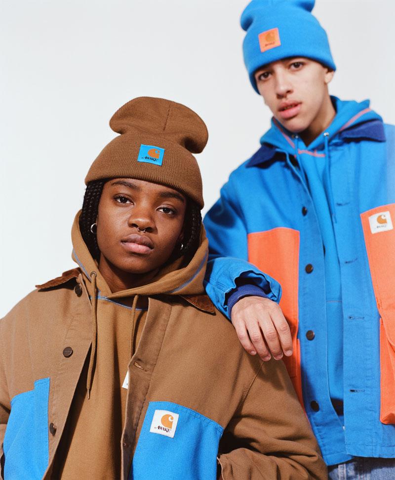 Carhartt WIP x Awake NY, historia del streetwear a la venta