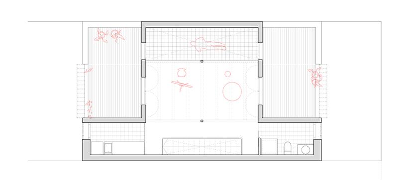 Casa Rei, la casa flexible de Crux Arquitectos