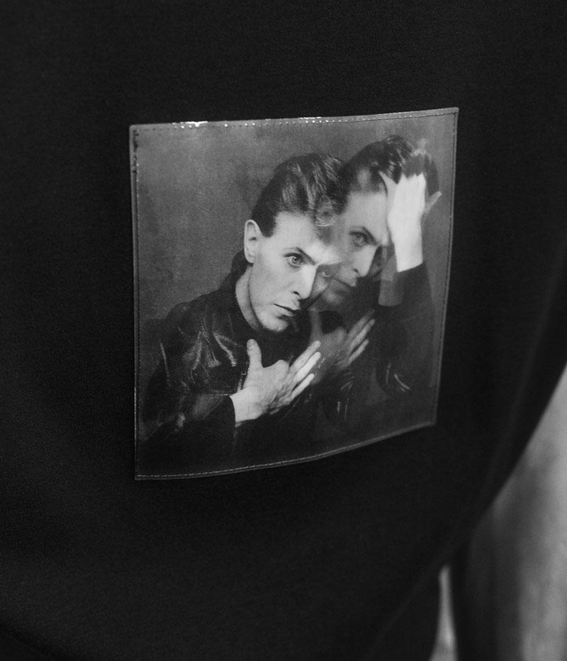 David Bowie inspira a Hugo