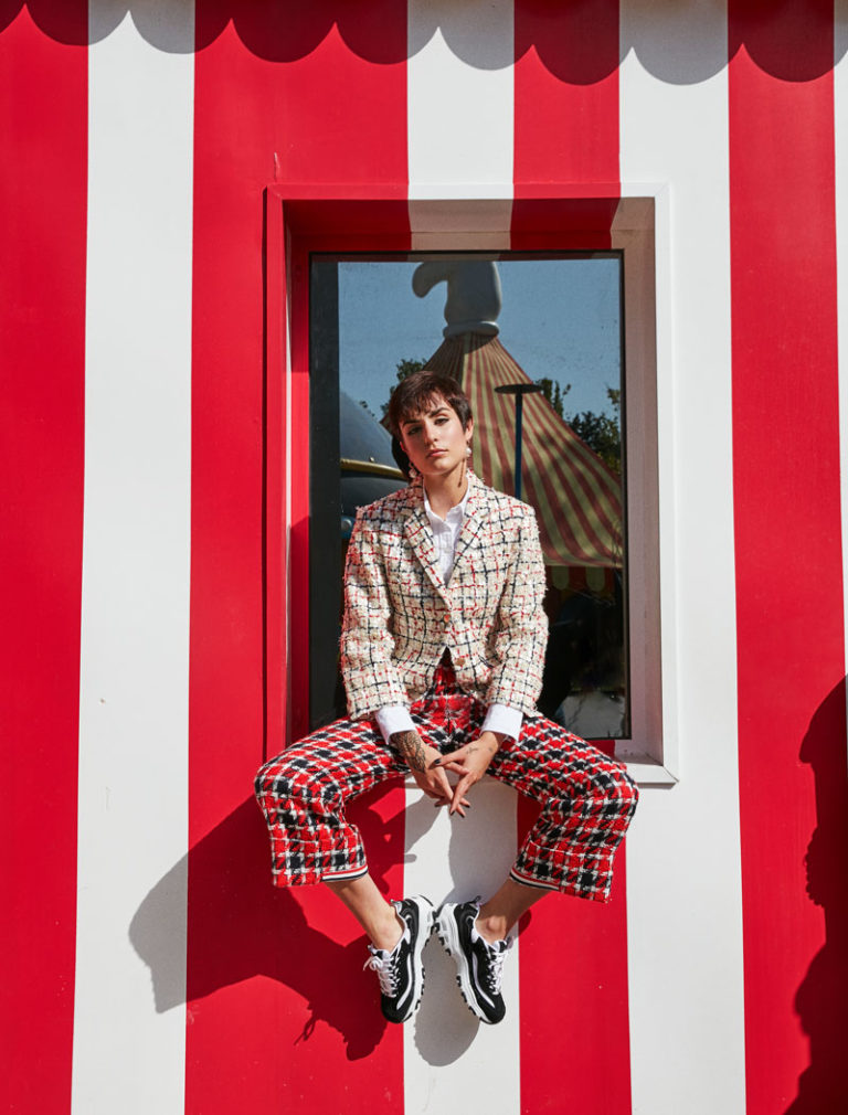 Natalia Lacunza y su nuevo single Olvídate de Mí