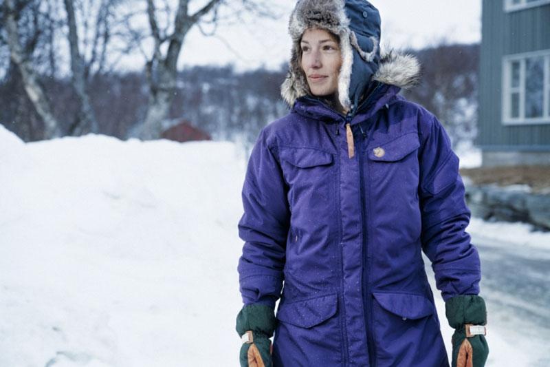 5 parkas Fjällräven perfectas para el frío y la lluvia