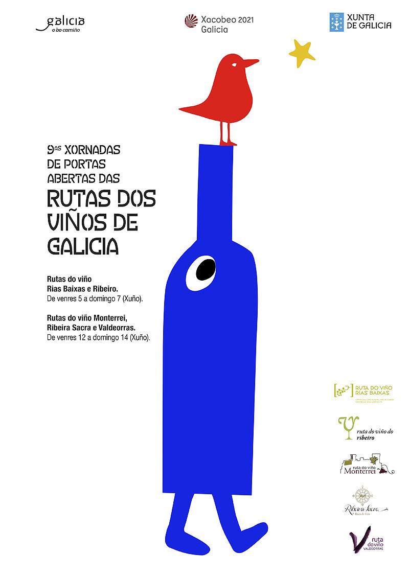Jesús Barbeito gana el concurso Rutas del Vino