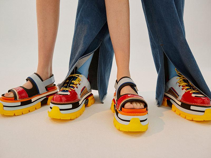Deja huella con ART Alternative Shoes SS20