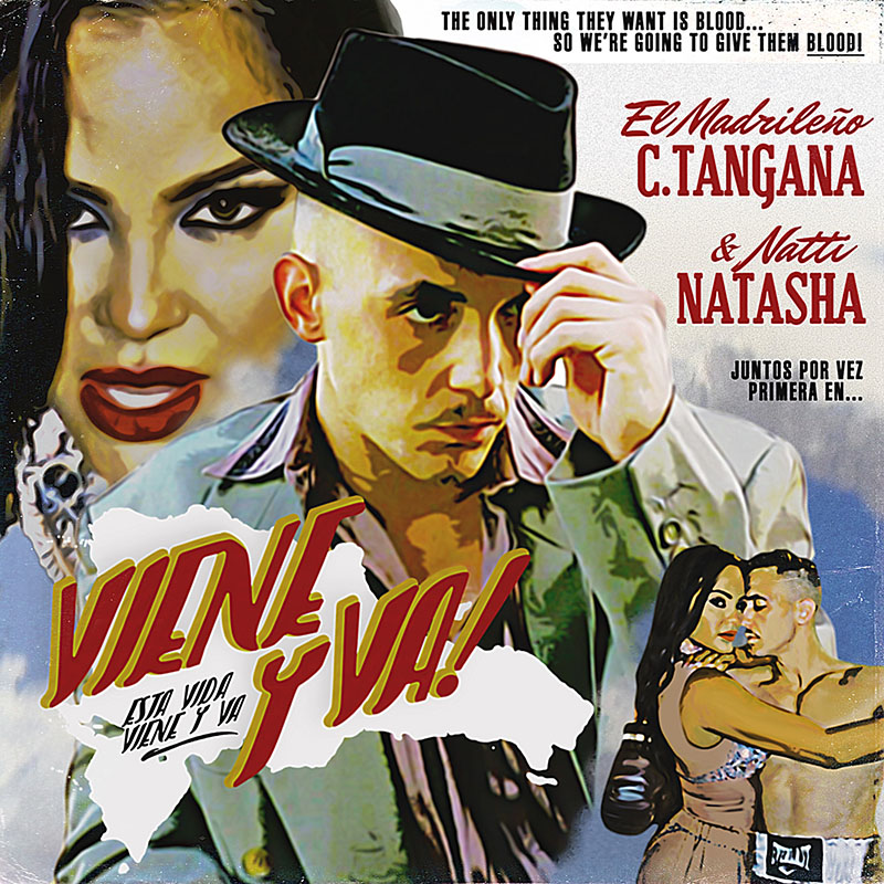 Nuevo single C. Tangana y Natti Natasha