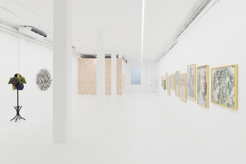 'Nothing New' de Carlos Aires en la Galeria ADN