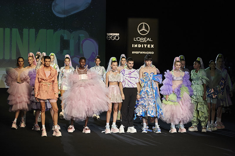 Ven a Mercedes-Benz Fashion Week Madrid por todo lo alto