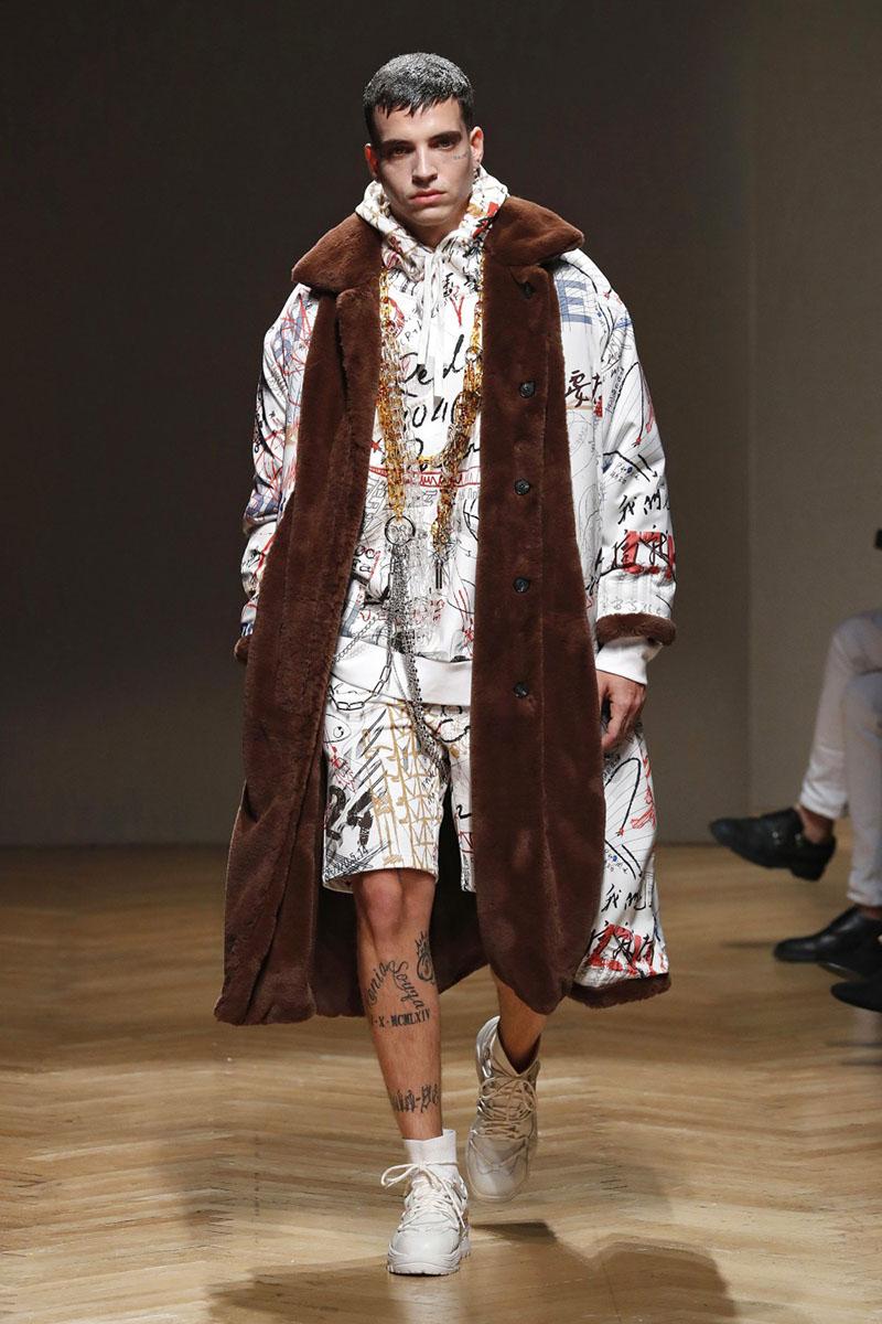 Reshake: Streetwear chino en Milán Fall 2020