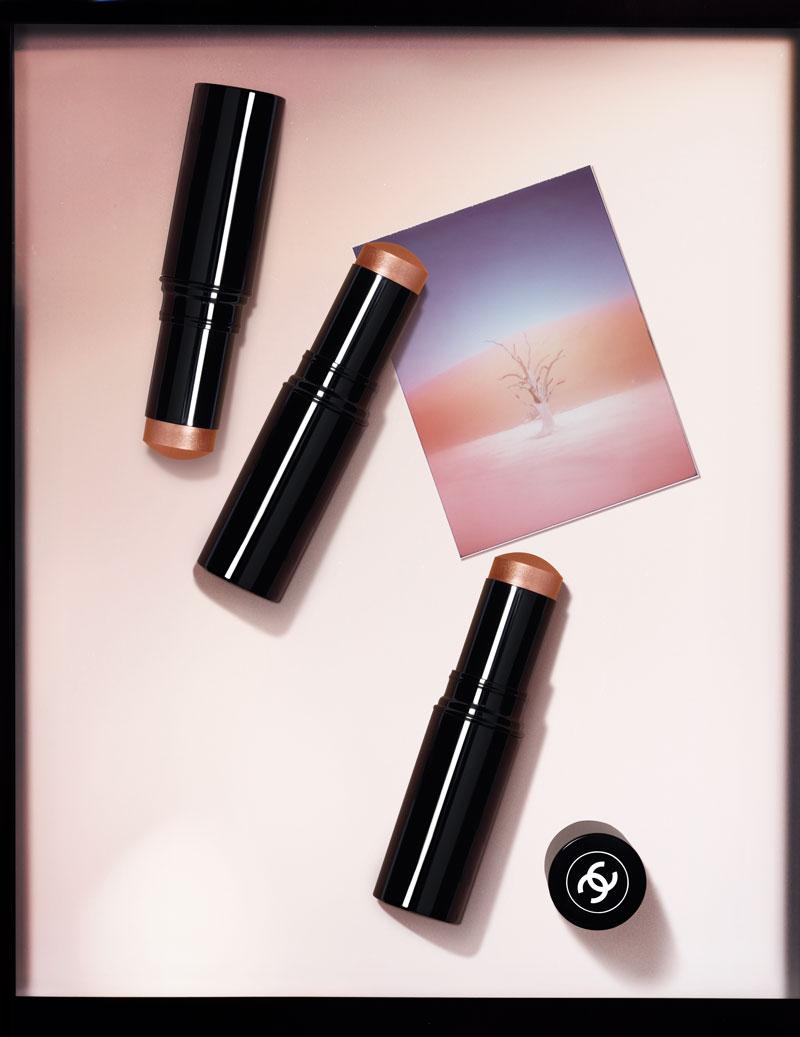 El desierto inspira el maquillaje de Chanel