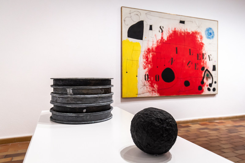 ¿Arte Sonoro? en la Fundació Joan Miró