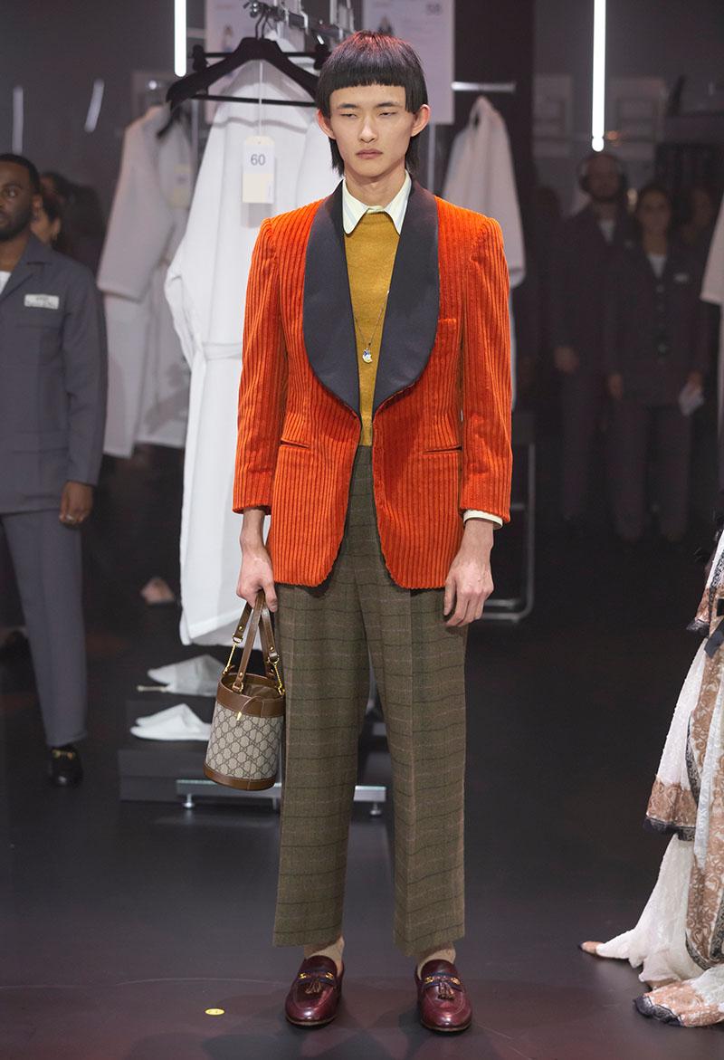 Gucci Fall Winter 2020: A través del espejo