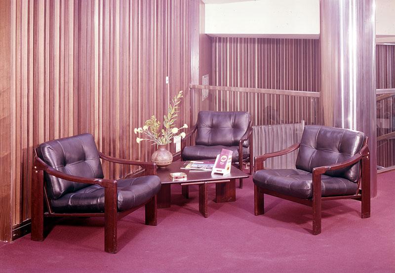 H Muebles, el diseño moderno en la época de Franco