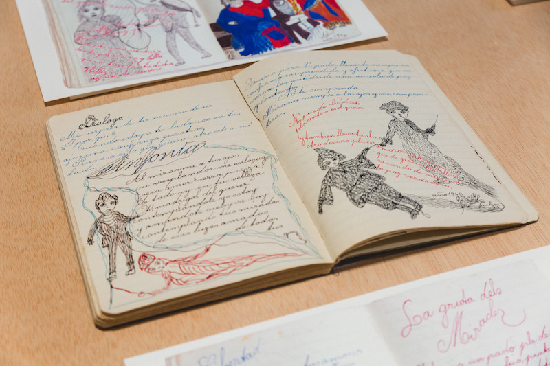 'La Medium y el Poeta' en la Fundación Joan Brossa