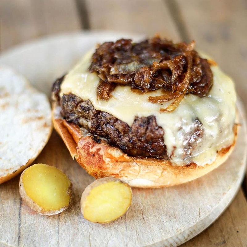Restaurante Juancho's BBQ: la última hamburguesa perfecta