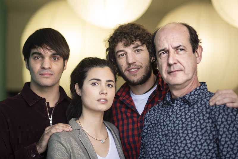 Patria tendrá su premiere en el festival Series Mania