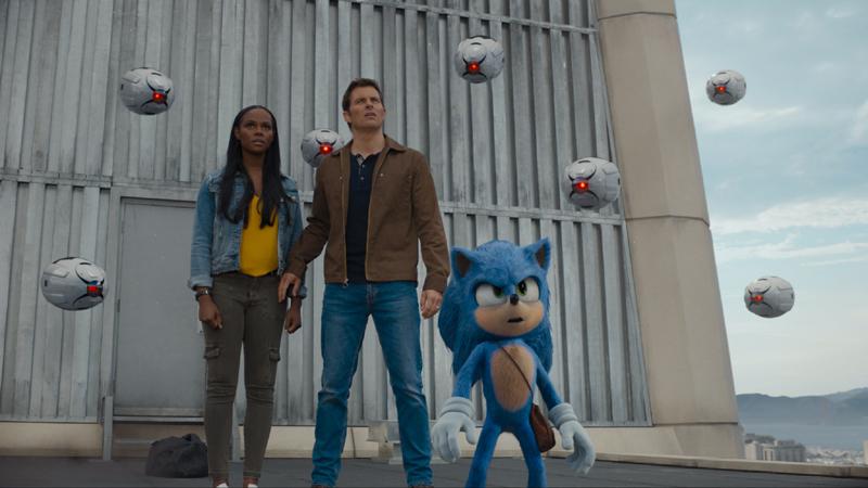 Sonic La Película: el erizo ultrarápido llega al cine