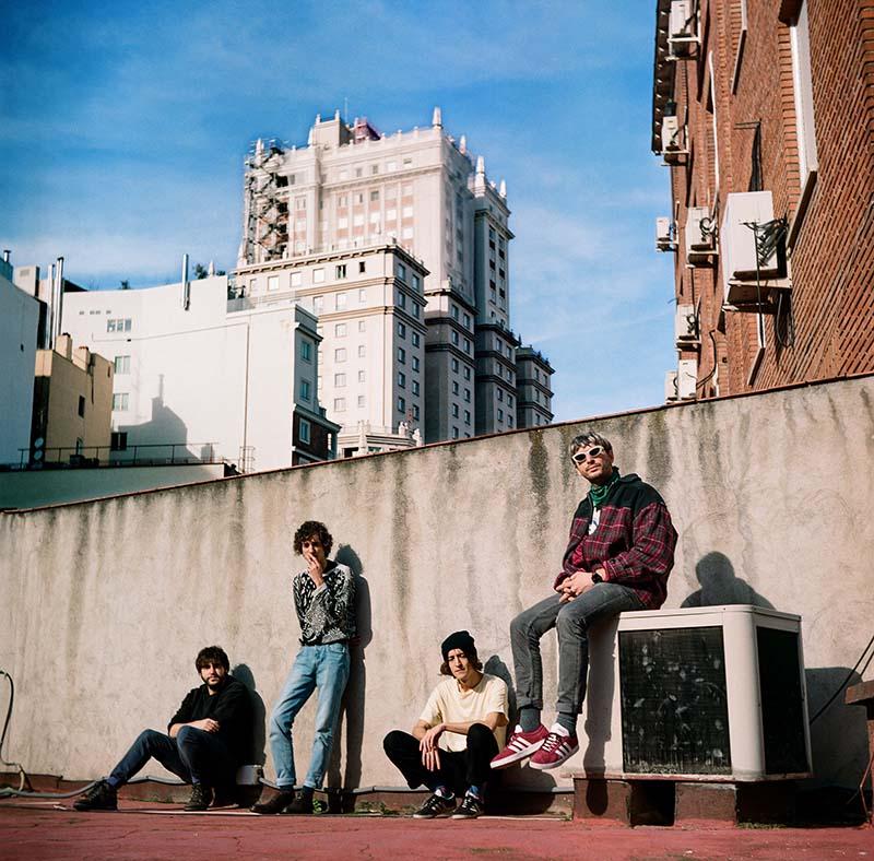 Ambre es el nuevo grupo de pop rock que lo va a petar
