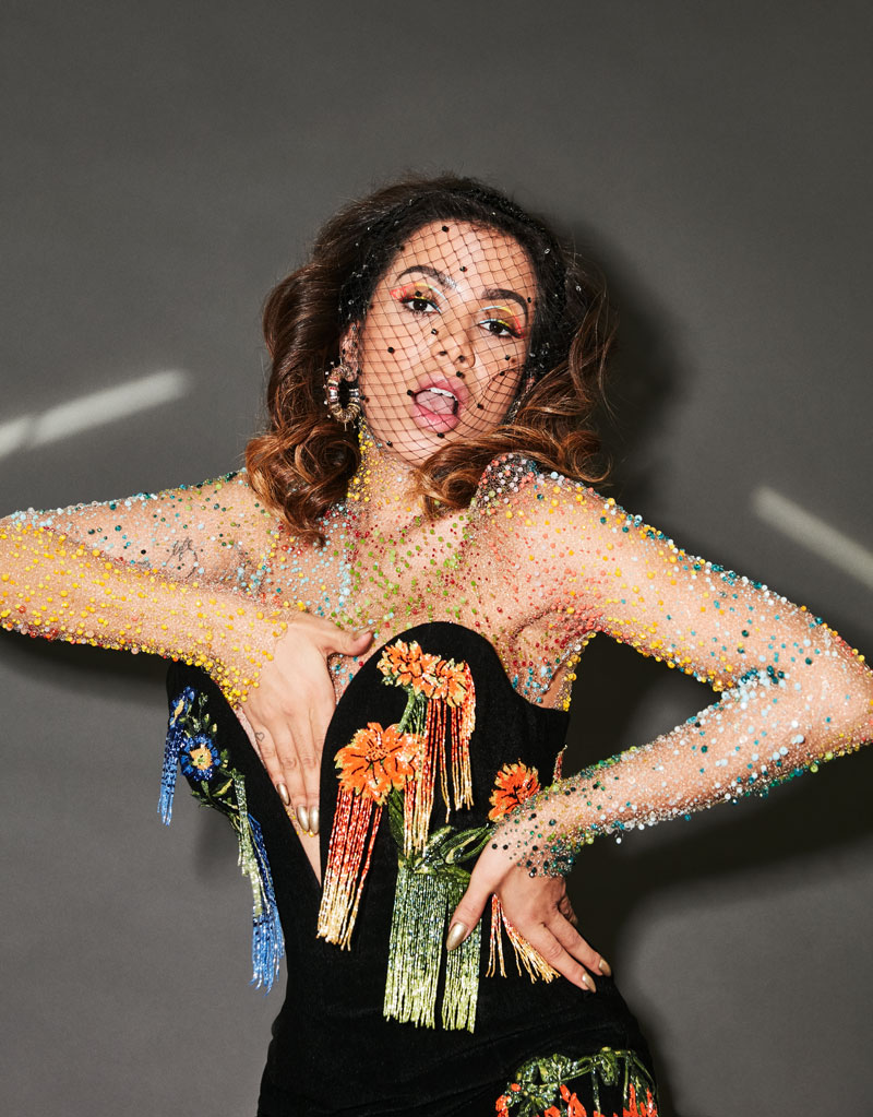 Anitta, la súper artista brasileña, portada de Neo2