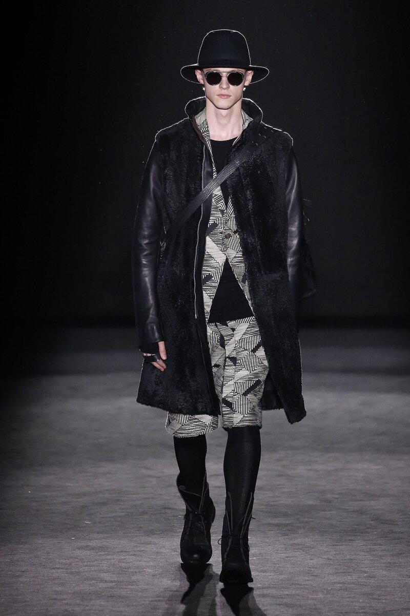 Boris Bidjan Saberi, 11 años en la moda