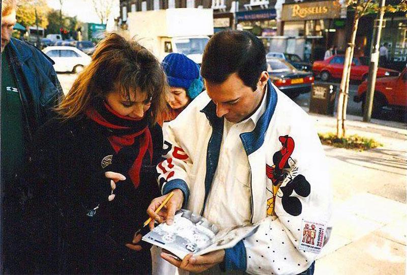 Freddie Mercury, Mikky Blanco y La 86 de Desigual