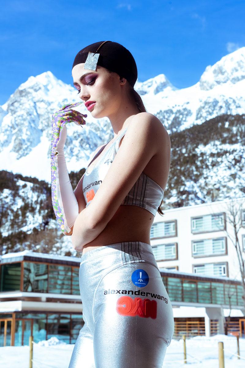 El look más cool para el 'après ski'